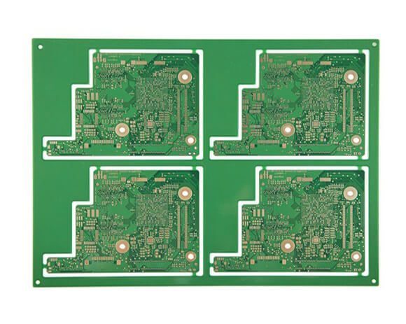 Customized 8 Layers HDI PCB for Automotive Dash CAM