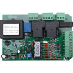 Custom Automatic Security System Access Control Board PCB