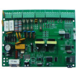 Coating Multilayer Industrial Control Automation PCB