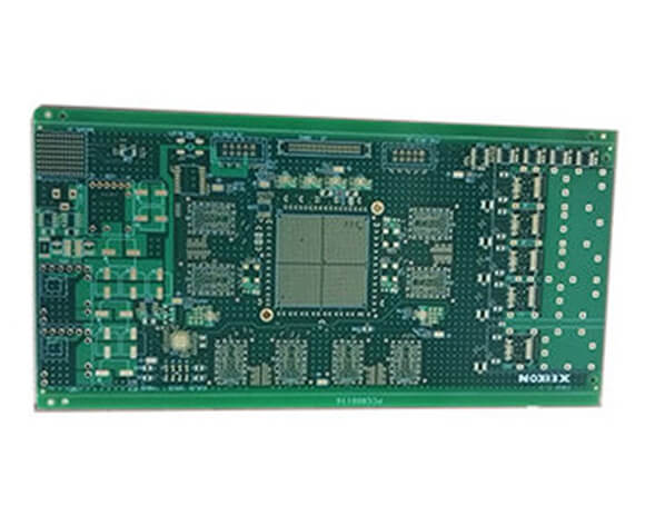 Industrial Control Board PCB Milling Machine Multilayer PCB