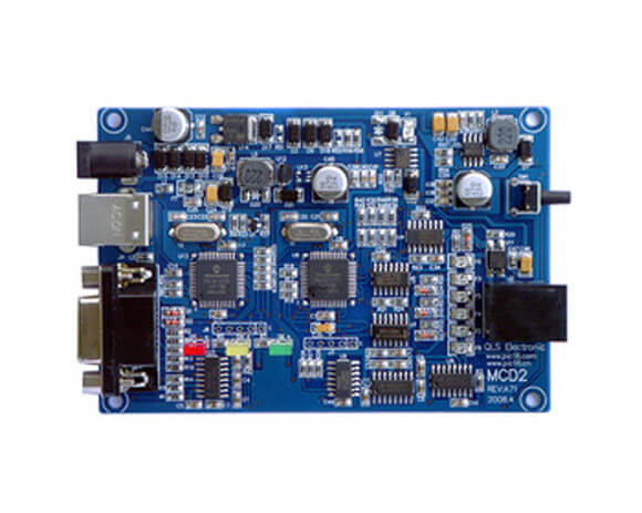 China Wireless Fire Alarm System PCB Assembly Factory